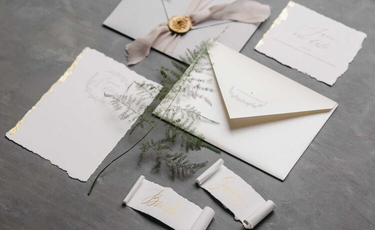 Corona information in the wedding invitation: Text suggestions