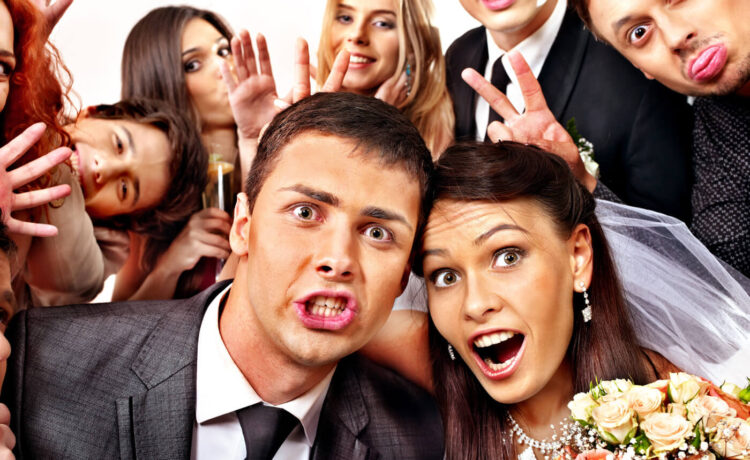 The 10 worst mistakes as a wedding guest and how to avoid them