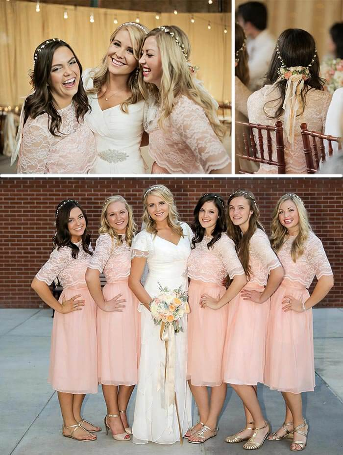 1632493849 89 The 10 most beautiful bridesmaids hairstyles - The 10 most beautiful bridesmaids hairstyles