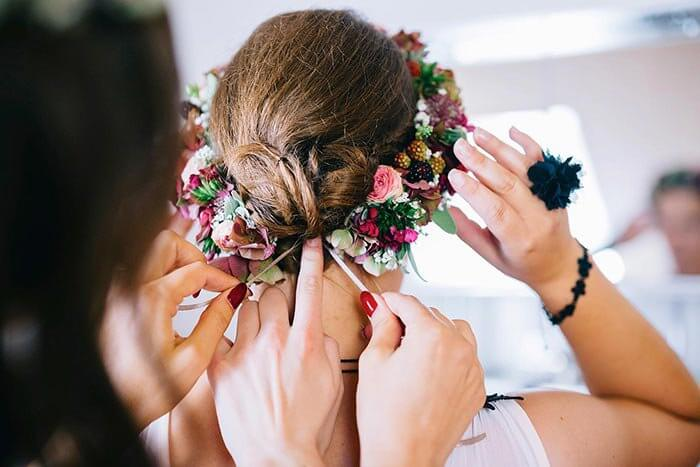 1632493849 951 The 10 most beautiful bridesmaids hairstyles - The 10 most beautiful bridesmaids hairstyles
