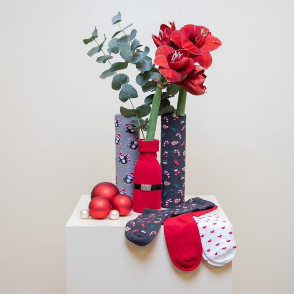 1632608473 849 Christmas Gift Upcycling Bloomy Blog Flower tips and - Christmas Gift Upcycling - Bloomy Blog | Flower tips and more