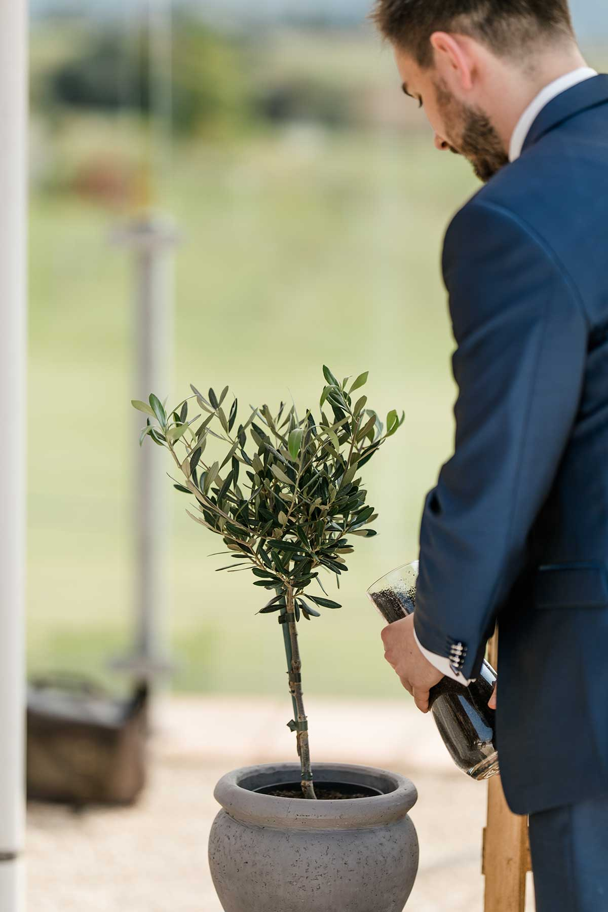 1632628621 773 Planting a tree during the wedding ritual for the wedding - Planting a tree during the wedding: ritual for the wedding ceremony