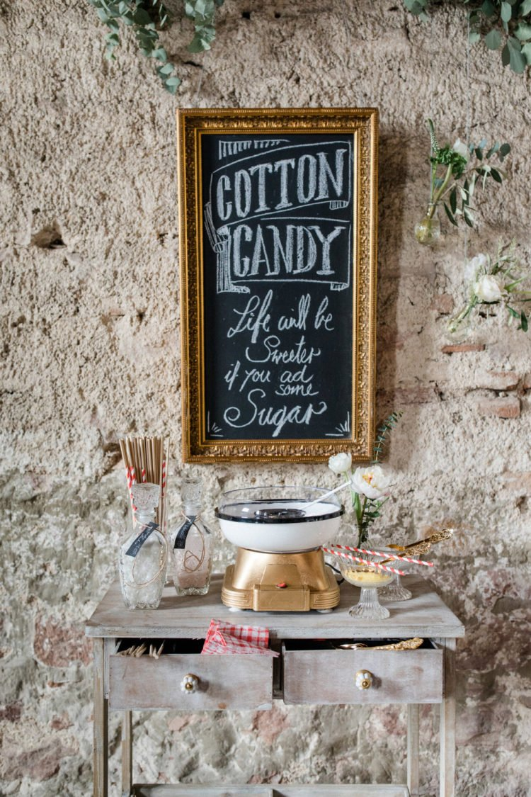 1632634722 568 Cotton candy bar at the wedding - Cotton candy bar at the wedding 🍭