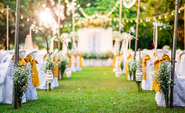 10 tips for a summer wedding ☀️ 🌡️