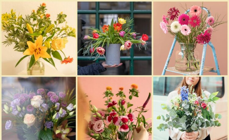 A flower subscription as a gift - Bloomy Blog