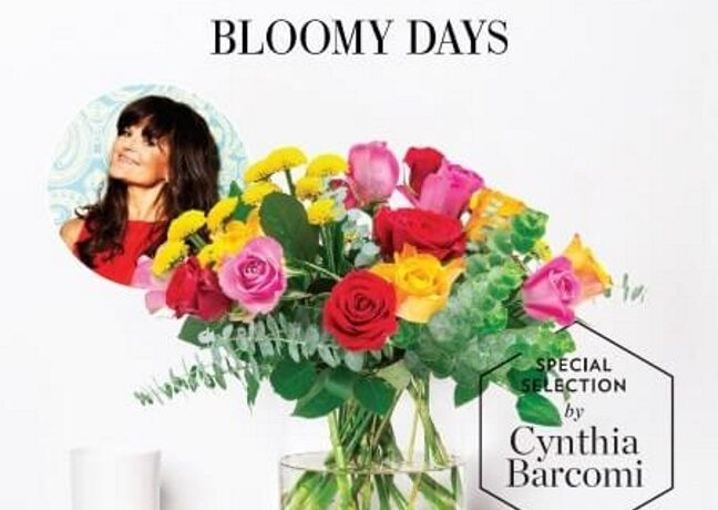 Special Selection by Cynthia Barcomi - Bloomy Blog