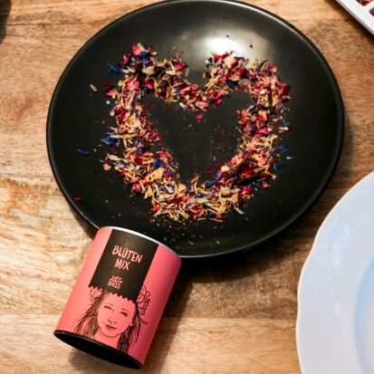 DIY: Flowery New Year's Eve with Just Spices - Bloomy Blog