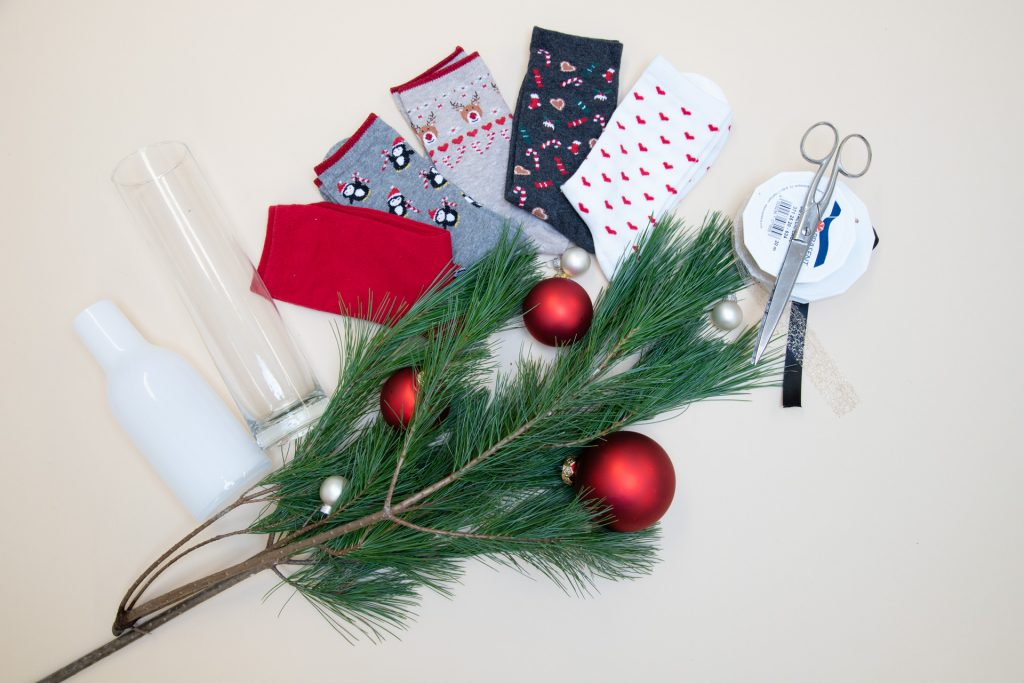Christmas Gift Upcycling Bloomy Blog Flower tips and - Christmas Gift Upcycling - Bloomy Blog | Flower tips and more