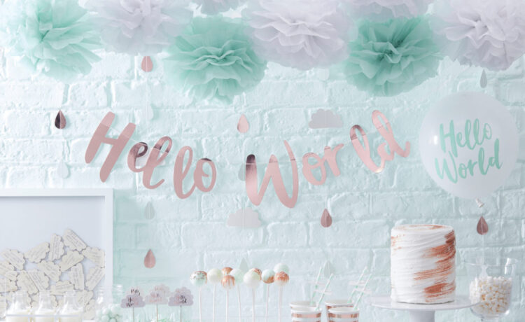 Great baby shower ideas tips Download the babyshower checklist 750x460 - Great baby shower ideas & tips> Download the babyshower checklist now!
