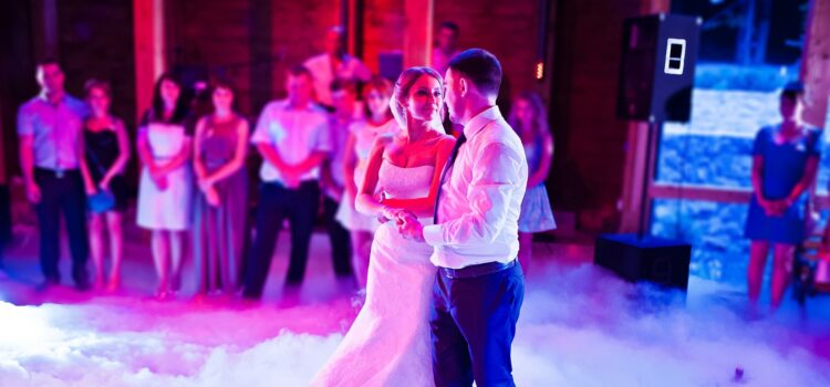 How much does a DJ cost for the wedding? Our price overview