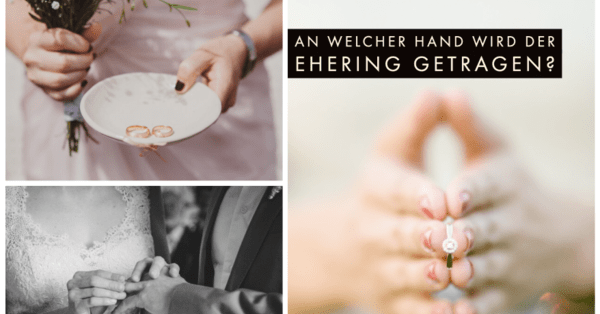 On which hand do you wear the wedding ring?
