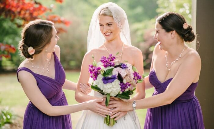 The 10 most beautiful bridesmaids hairstyles - The 10 most beautiful bridesmaids hairstyles