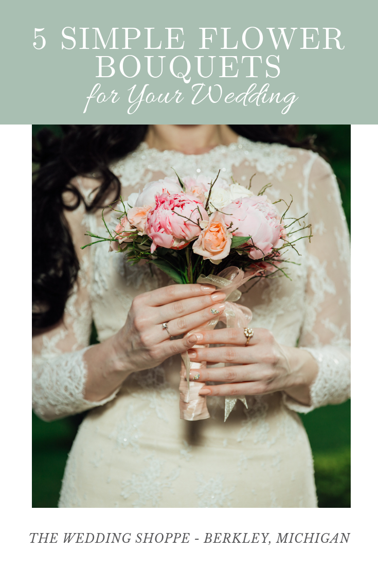 choose greenhouse wedding bouquets for your wedding 5 - Choose Greenhouse Wedding Bouquets for Your Wedding
