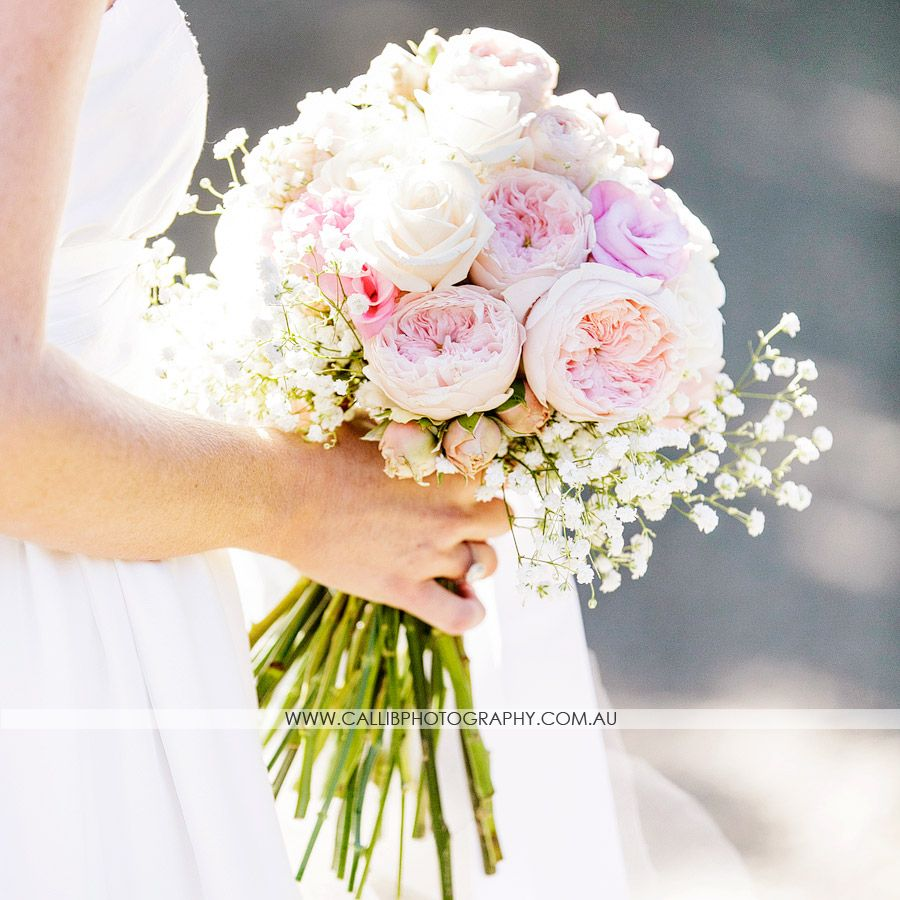 choose pink roses wedding bouquet for your wedding 6 - Choose Pink Roses Wedding Bouquet for Your Wedding