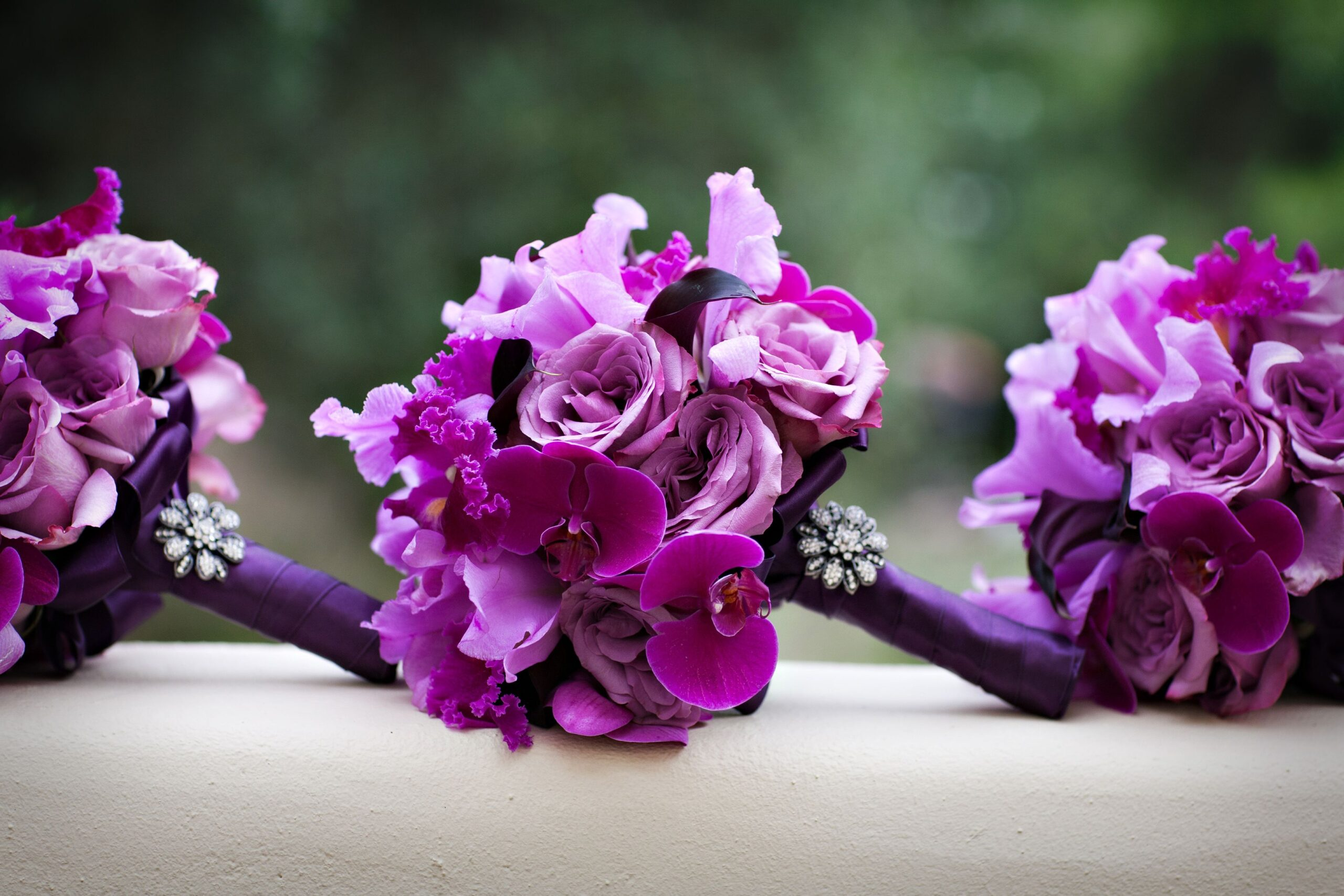 choose purple tulip wedding bouquets for your wedding 10 scaled - Choose Purple tulip wedding bouquets for Your Wedding