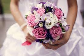choose purple tulip wedding bouquets for your wedding 8 - Choose Purple tulip wedding bouquets for Your Wedding