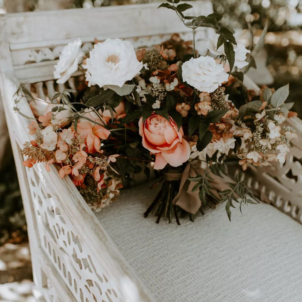 ideas for you to choose brown wedding bouquets 5 - Ideas for You to Choose Brown wedding bouquets