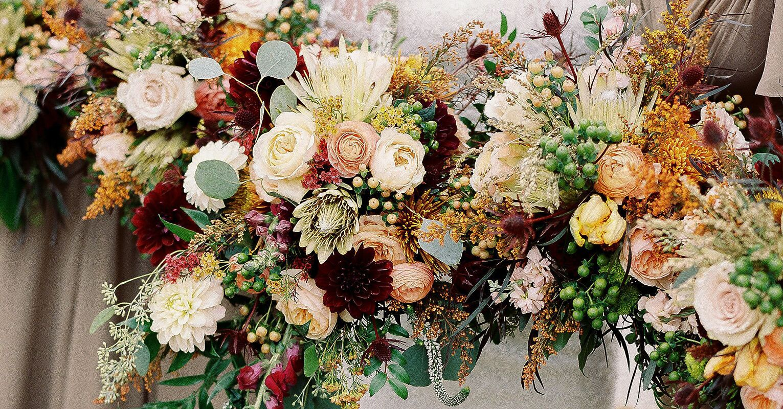 ideas for you to choose brown wedding bouquets 6 - Ideas for You to Choose Brown wedding bouquets