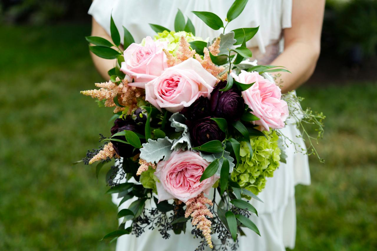 ideas for you to choose brown wedding bouquets 7 - Ideas for You to Choose Brown wedding bouquets
