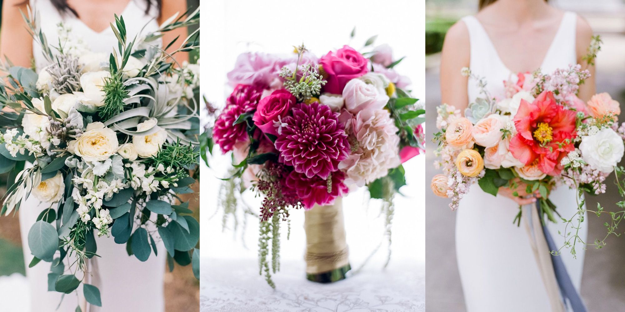 ideas for you to choose lilies wedding bouquet 12 1 - Choose Artificial Hand-tied Wedding Bouquet for the Wedding