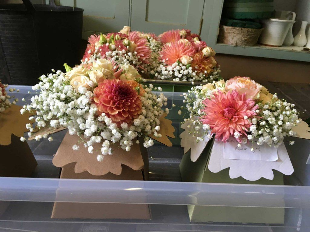 ideas for you to choose lilies wedding bouquet 8 - Ideas for You to Choose Lilies Wedding Bouquet