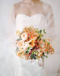 ideas for you to choose orange narcissus wedding flowers 1 - Ideas for You to Choose Orange Narcissus Wedding Flowers