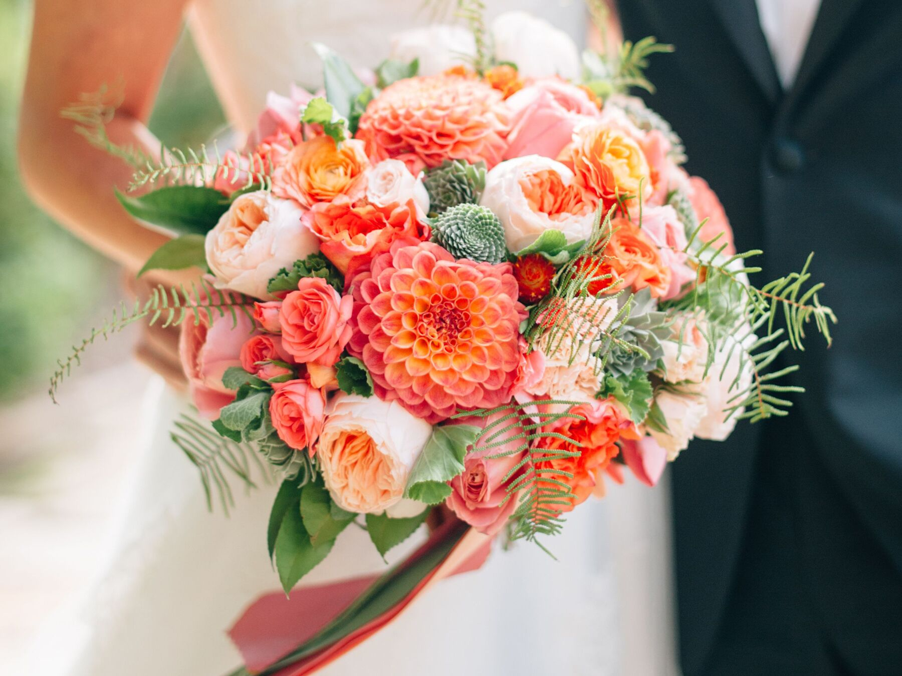 ideas for you to choose orange narcissus wedding flowers 4 - Ideas for You to Choose Orange Narcissus Wedding Flowers