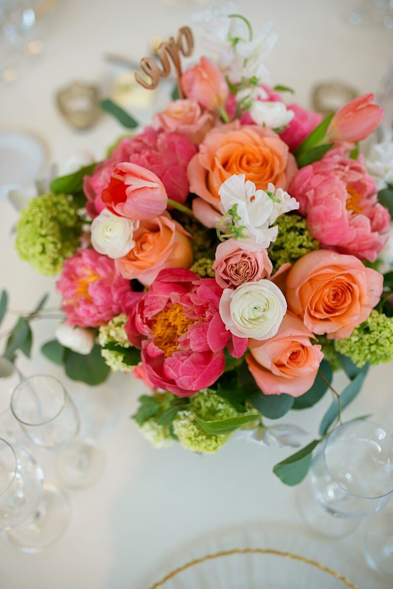 ideas for you to choose orange narcissus wedding flowers 6 - Ideas for You to Choose Orange Narcissus Wedding Flowers