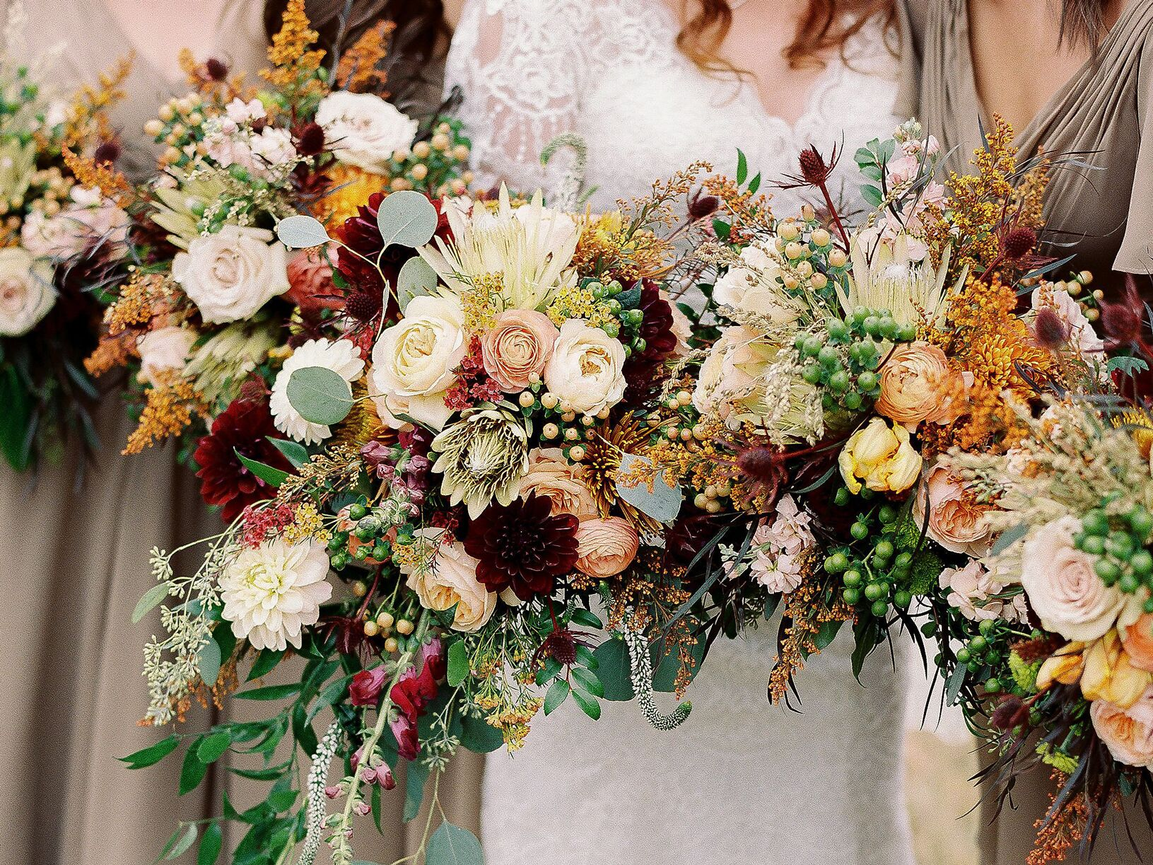 ideas for you to choose orange narcissus wedding flowers 8 - Ideas for You to Choose Orange Narcissus Wedding Flowers
