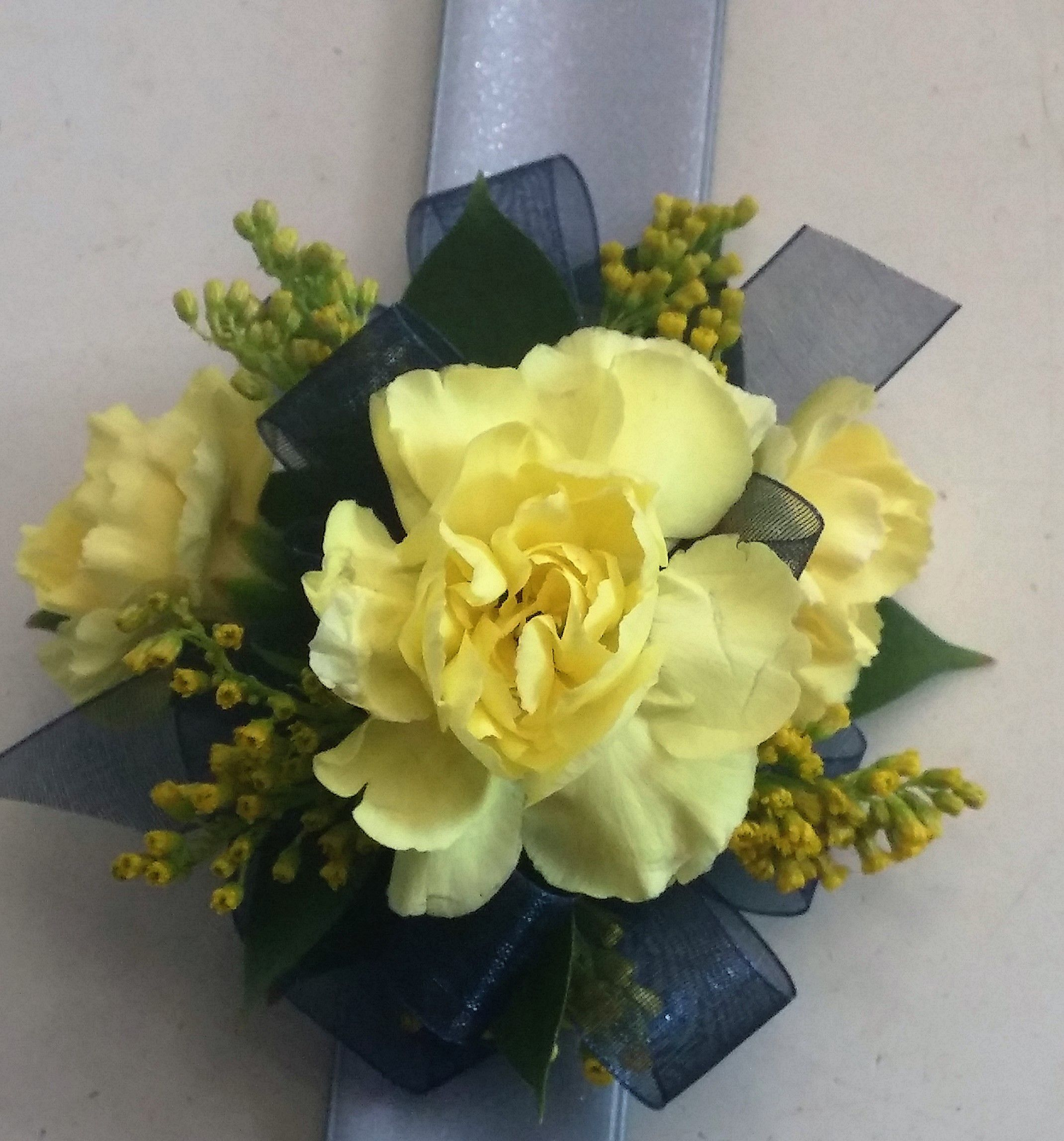 ideas to choose yellowish wedding bouquets for you 6 - Ideas to Choose Yellowish Wedding Bouquets for You