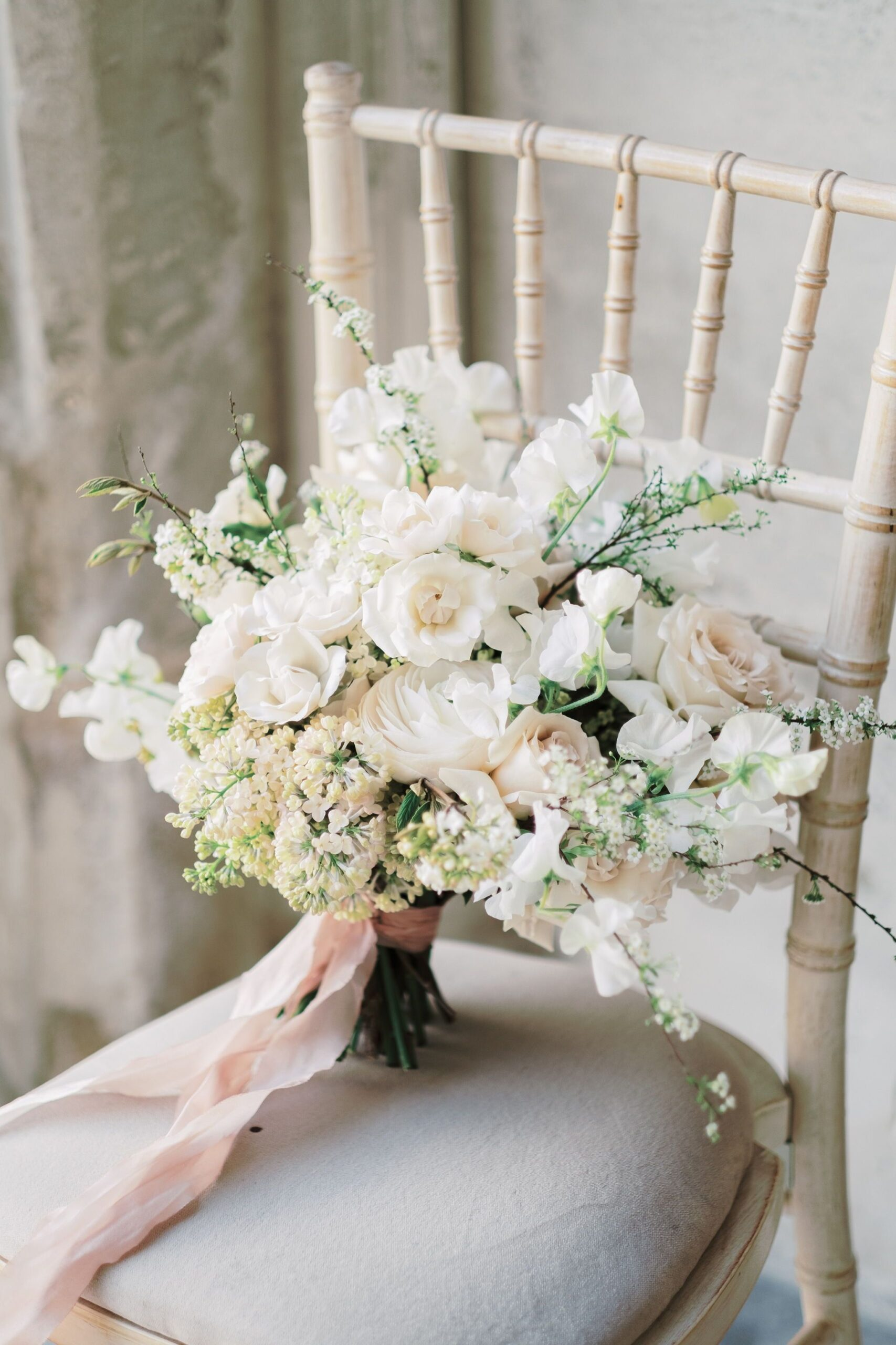 silk wedding bouquets to choose for the classy bridal 4 scaled - Silk Wedding Bouquets to Choose for The Classy Bridal