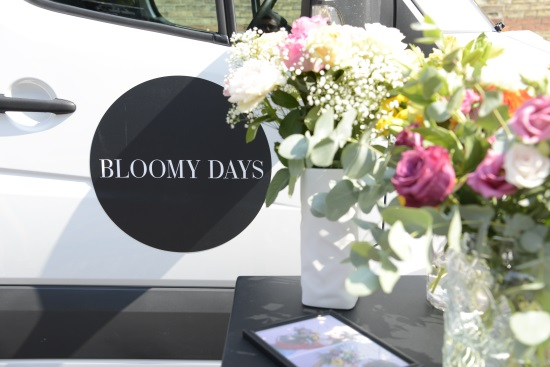 1633076902 897 Flowery ice cream at our summer party Bloomy Blog - Flowery ice cream at our summer party - Bloomy Blog